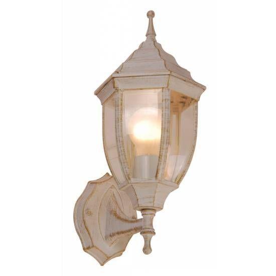 Уличный настенный светильник PERSEUS-white 31720