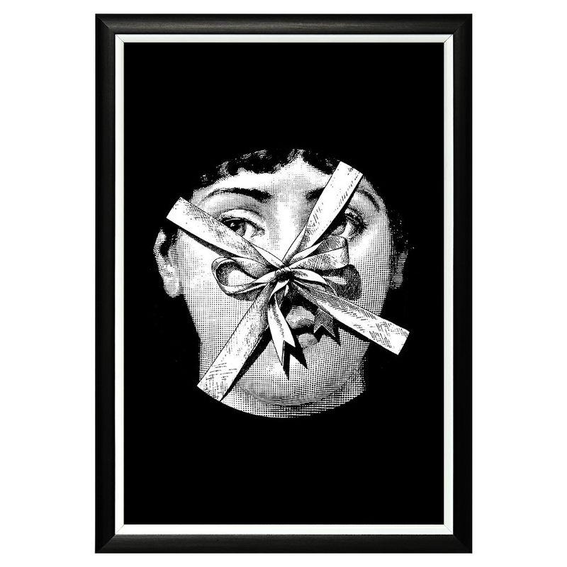 Арт-постер Mona Lina 35