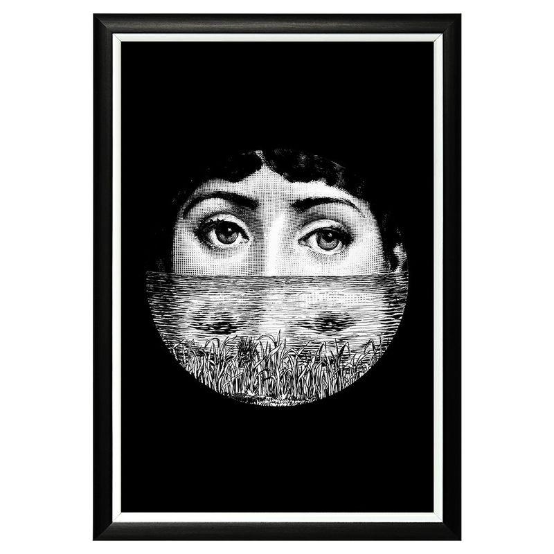 Арт-постер Mona Lina 11