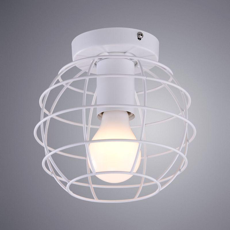 Светильник потолочный Arte Lamp A1110 A1110PL-1WH