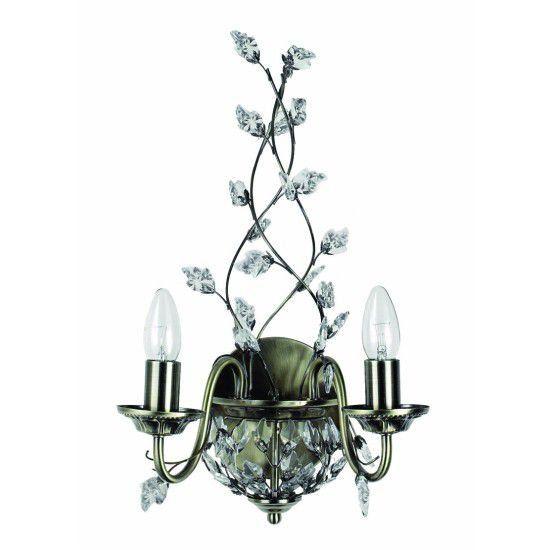 Светильник настенный Arte Lamp Decorative classic m A2092AP-2AB