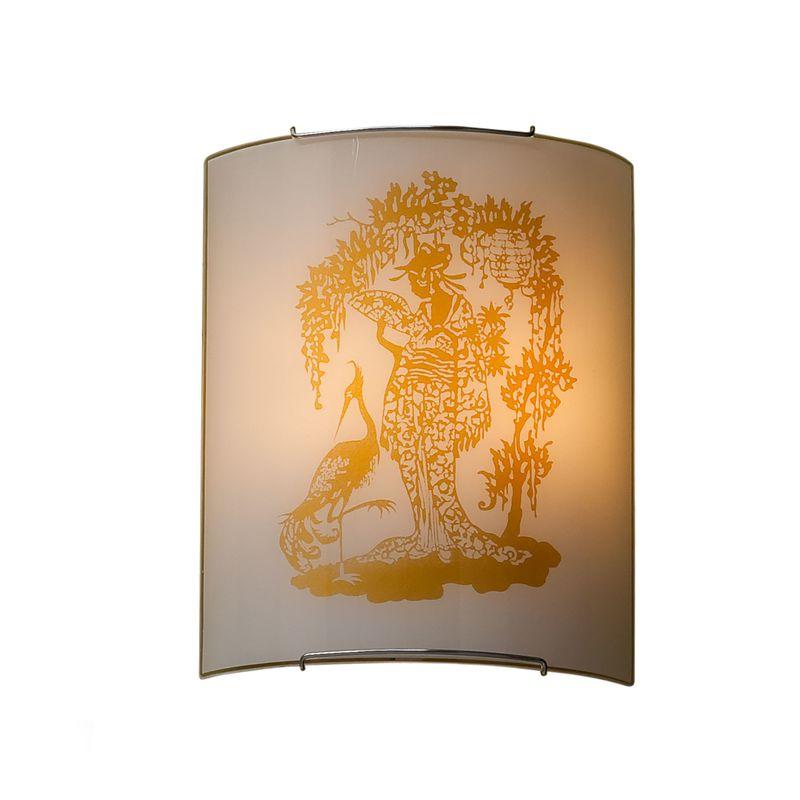 Настенный светильник Бра С Рисунком CL922001