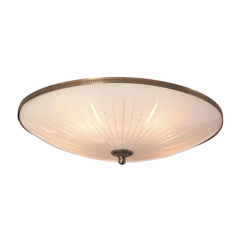 Настенно-потолочный светильник Кристалл