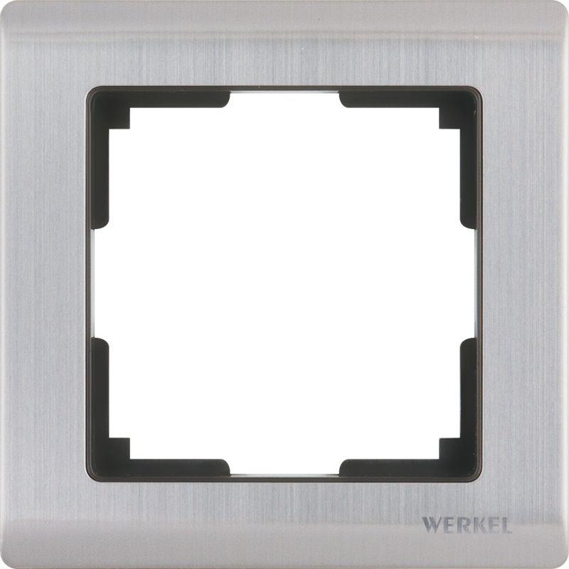 Рамкана1пост(глянцевыйникель) W0011602