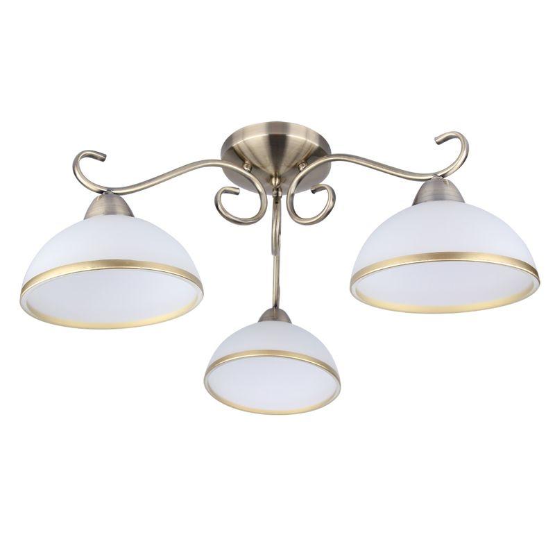Люстра потолочная Arte Lamp Beatrice A1221PL-3AB