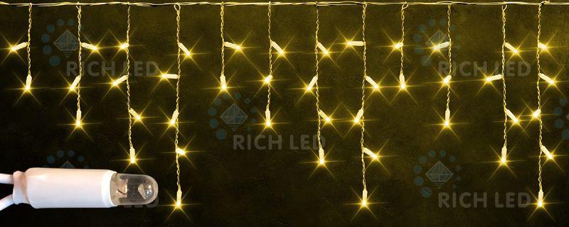 Светодиодная бахрома RL-i3*0.5F-CW/Y