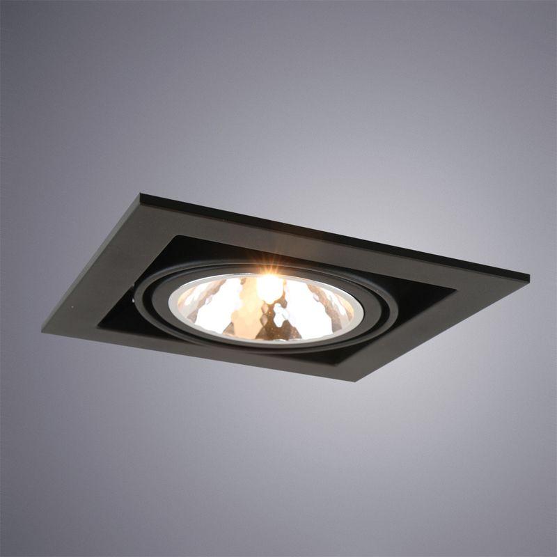 Уличный светильник Arte Lamp Cardani semplice A5949PL-1BK