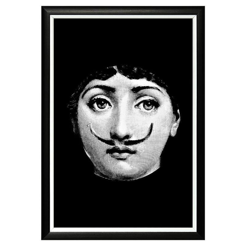 Арт-постер Mona Lina 13