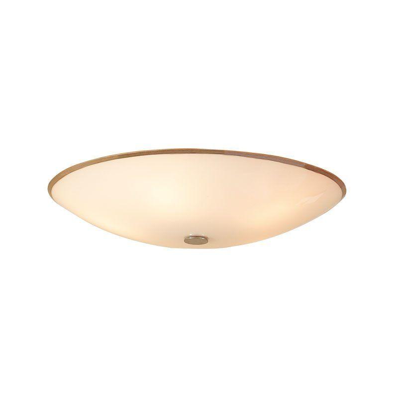Светильник настенно-потолочный Хром+Белый CL911501