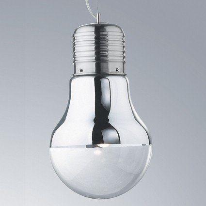 Подвесной светильник Ideal Lux LUCE CROMO SP1