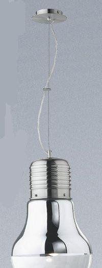 Подвесной светильник Ideal Lux LUCE CROMO SP1. Фото №1