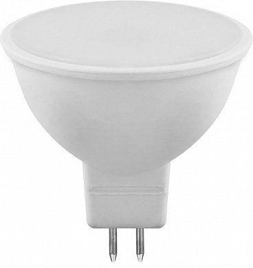 Лампа светодиодная SAFFIT 55028 GU5.3 7W 4000K SBMR1607