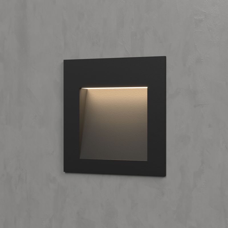 Подсветка для лестниц Elektrostandard MRL LED 1103 Чёрный