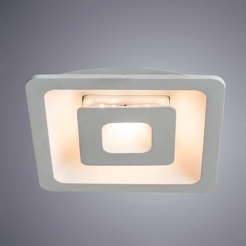 Уличный светильник Arte Lamp Canopo A7245PL-2WH