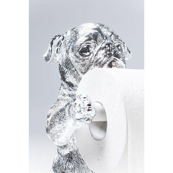 Держатель для туалетной бумаги Мопсы 38562. Фото №10
