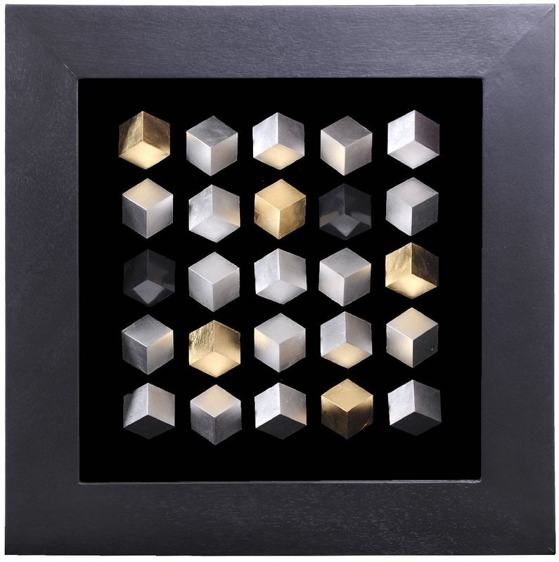 Панно 25 кубов 17352A