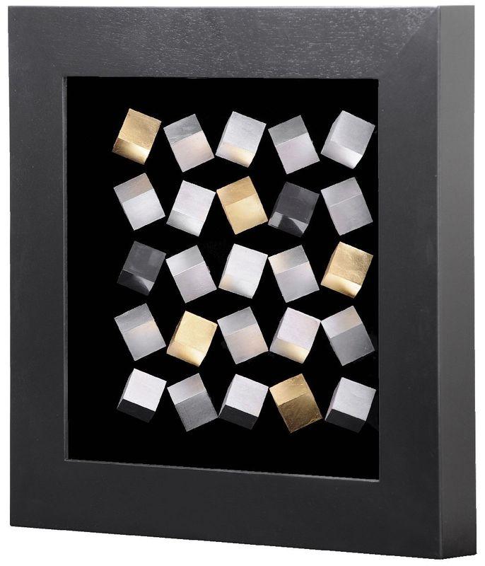 Панно 25 кубов 17352A. Фото №1