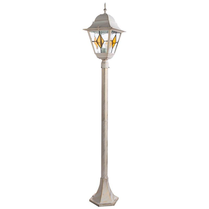 Уличный светильник Arte Lamp Berlin A1016PA-1WG