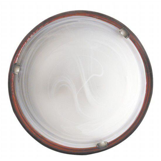 Настенно-потолочный светильник Arte Lamp Luna A3446PL-2AB