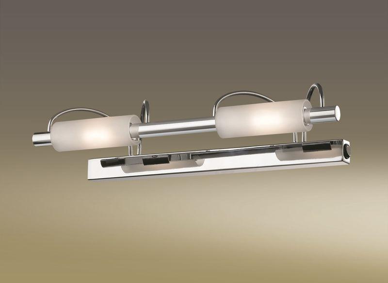 Подсветка для зеркала Odeon Light Wiron chr 2034/2W