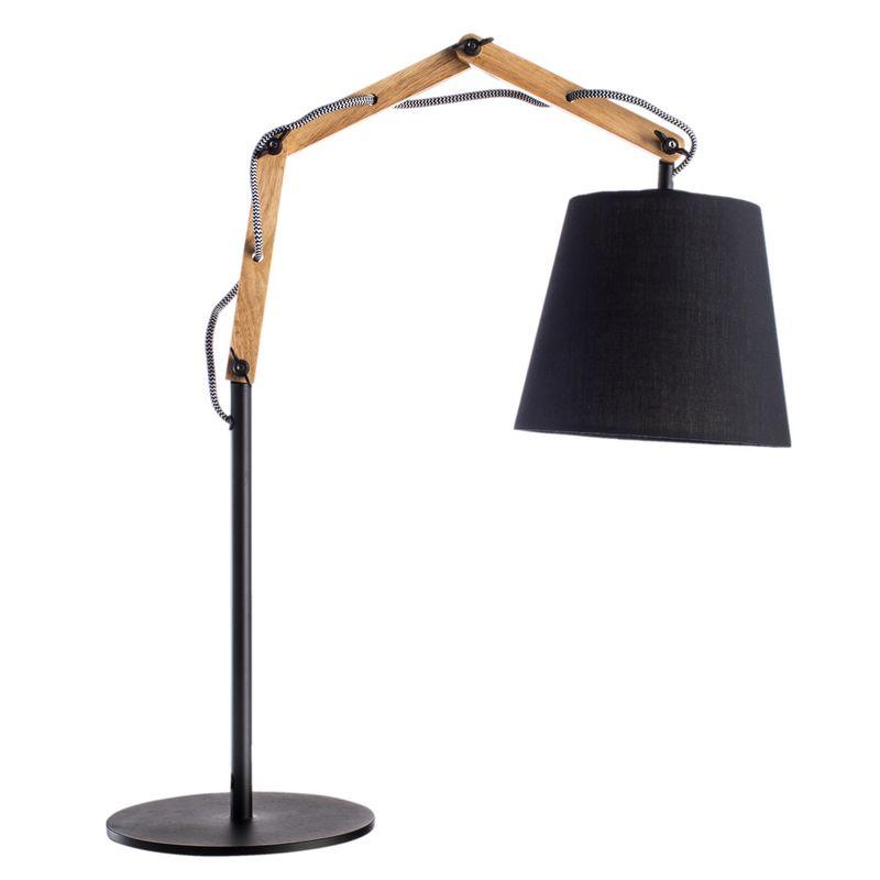 Светильник настольный Arte Lamp Pinoccio A5700LT-1BK