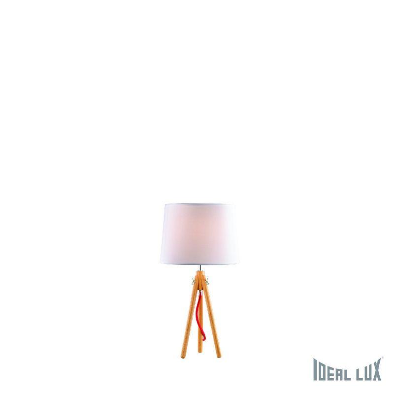 Настольная лампа YORK TL1 WOOD