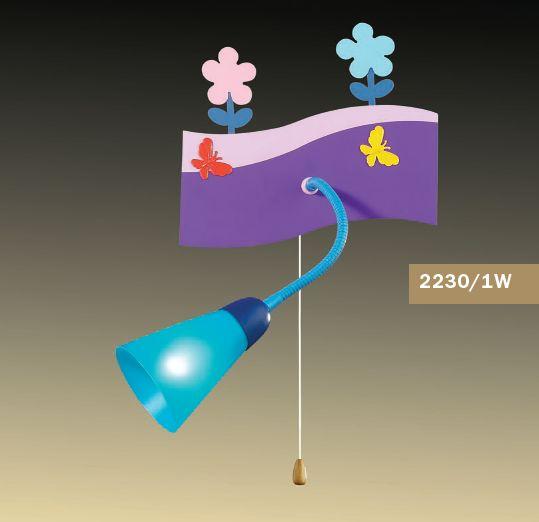 Бра для детской Odeon Light Taili 2228/1W