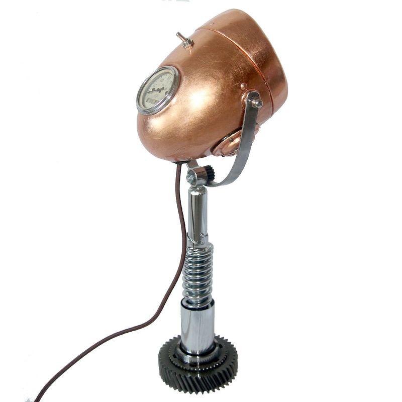 Настольная лампа VStileRetro MotoSpring VR-MS-04. Фото №2
