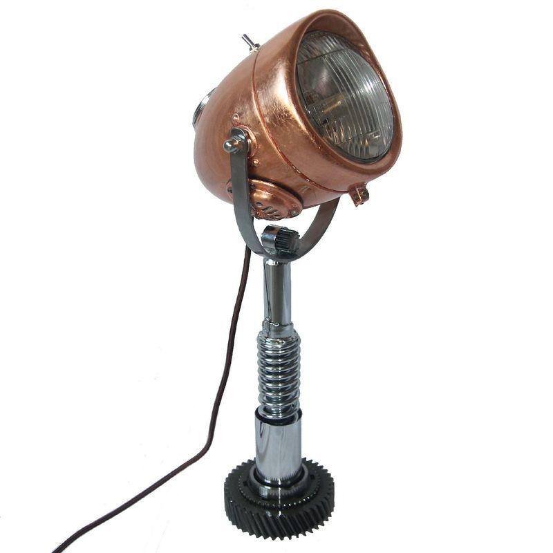 Настольная лампа VStileRetro MotoSpring VR-MS-04. Фото №3
