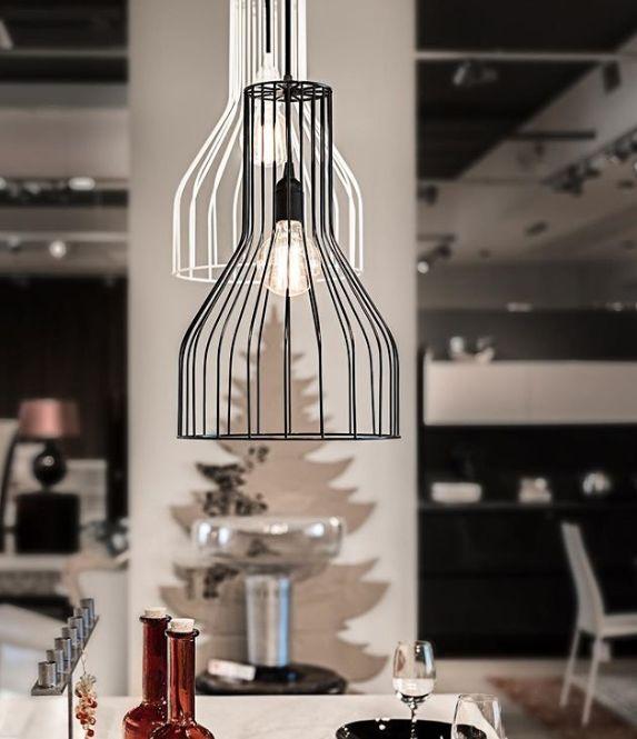 Светильник подвесной Bezhko BIRD/BB. Фото №1