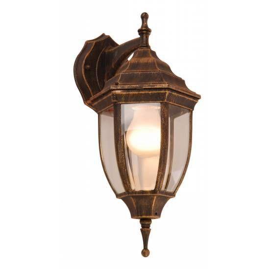 Уличный настенный светильник PERSEUS 31711