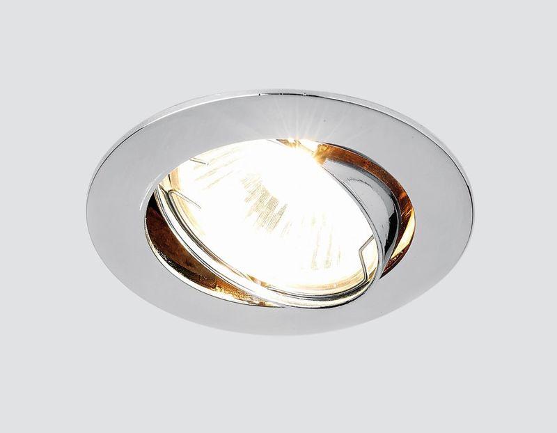 Встраиваемый светильник 104S CH