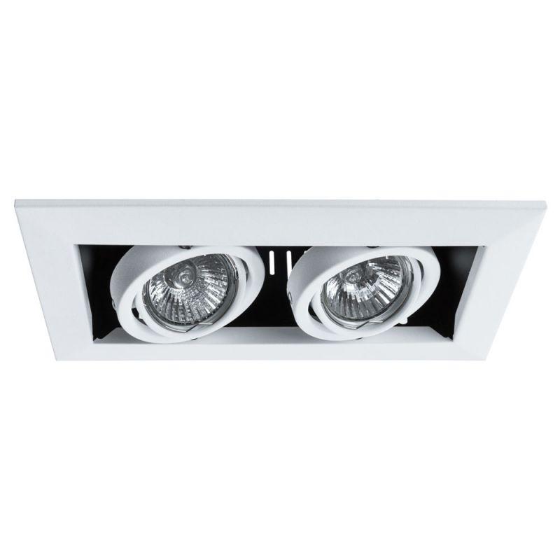Встраиваемый светильник поворотный Arte Lamp Technika A5941PL-2WH