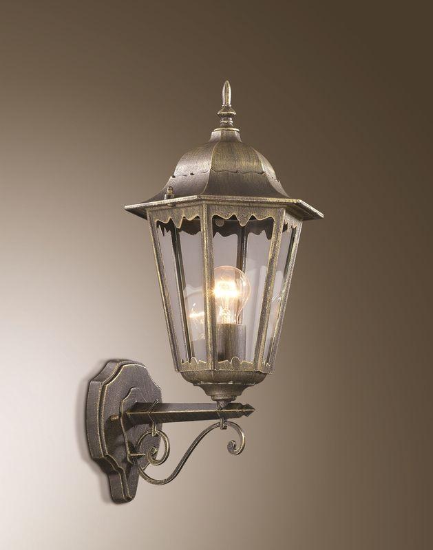 Уличный светильник настенный Odeon Light Lano 2319/1W