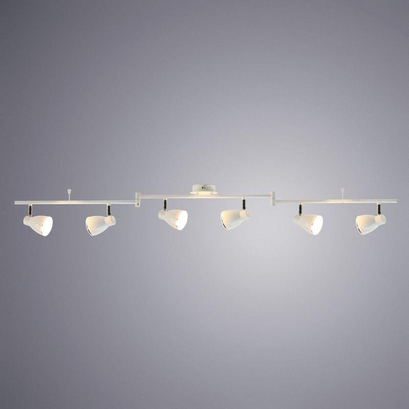 Спот Arte Lamp Gioved A6008PL-6WH