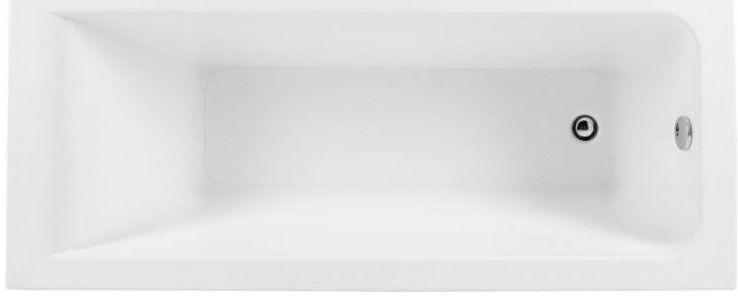 Акриловая ванна Aquanet Bright 00229217 165x70