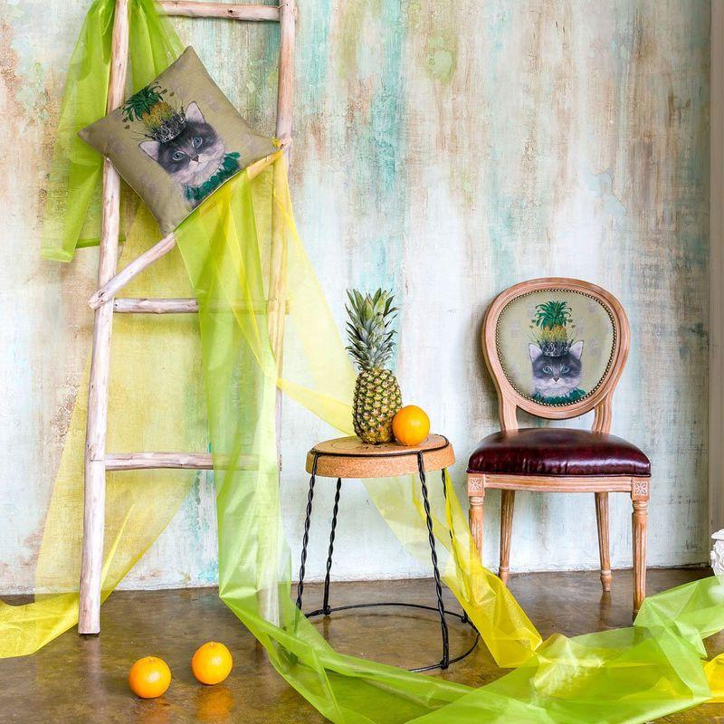 Декоративная подушка Принцесса Бромелия 2719082. Фото №2