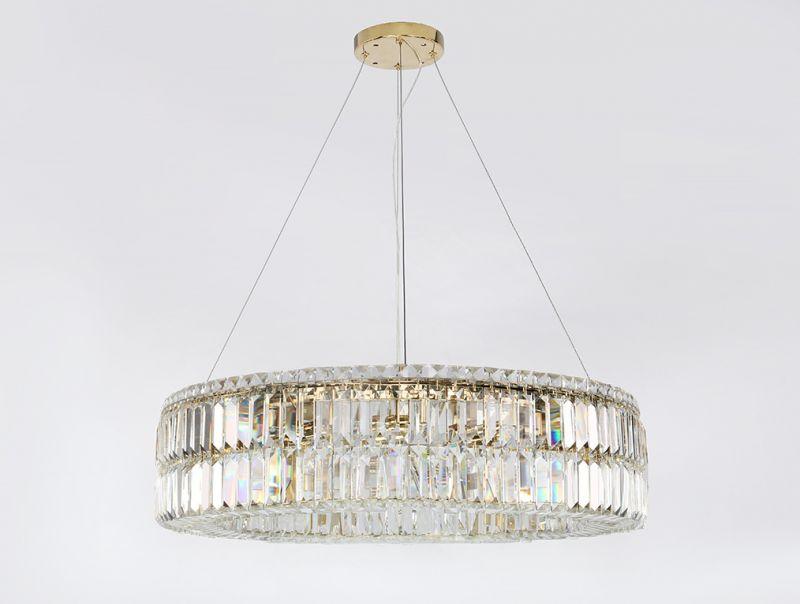 Подвесной светильник Newport 10260 10265+12/S gold