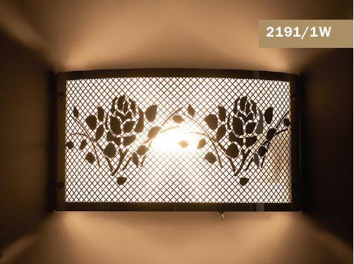 Светильник настенный Odeon Light Flan 2191/1W