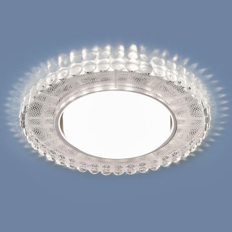 Встраиваемый светильник Elektrostandard 3035 GX53