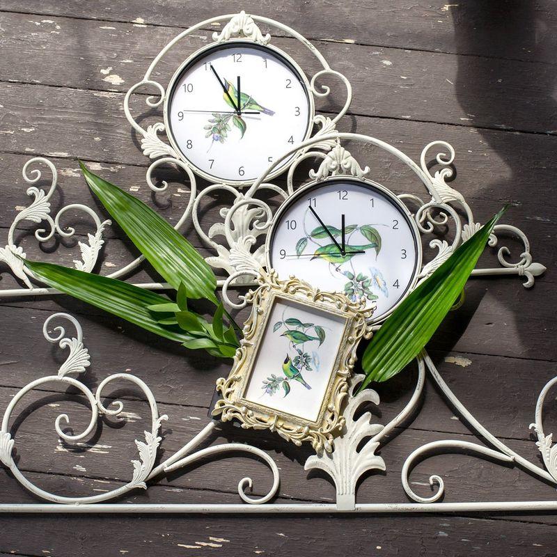 Настенные часы Райские птицы 3112249. Фото №1