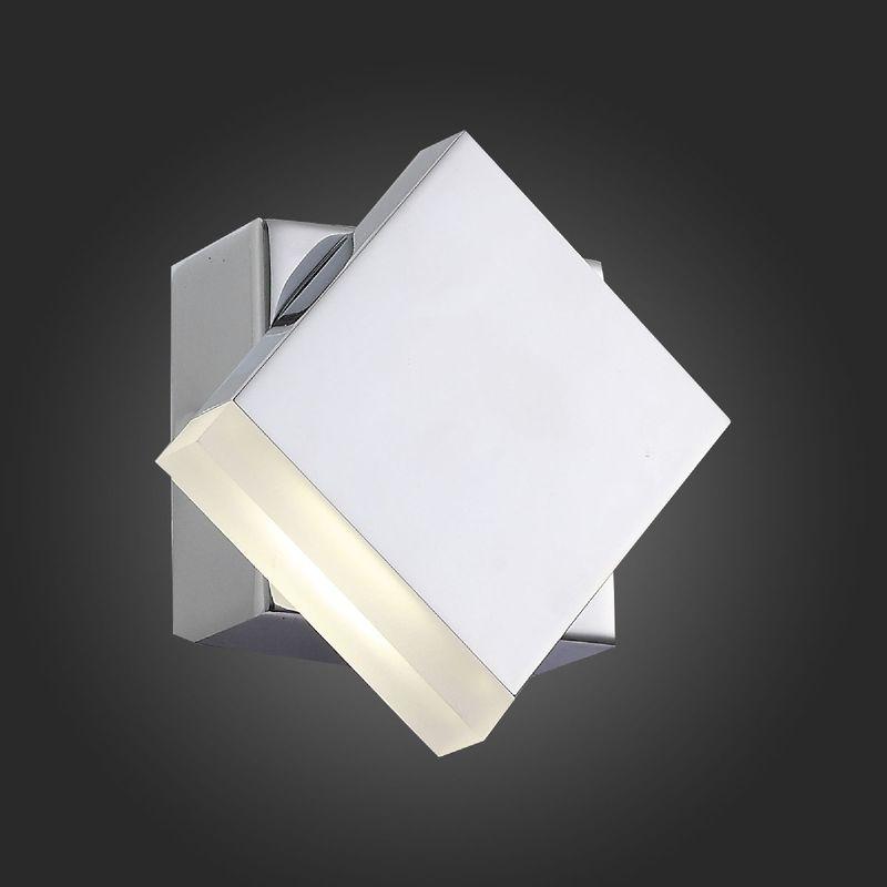 Светильник настенный GALASSIA SL555.101.01. Фото №2