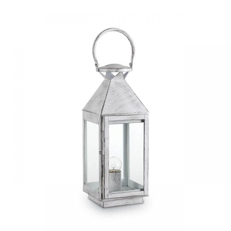 Настольная лампа Ideal Lux Mermaid TL1 Small Bianco Antico