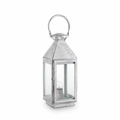 Настольная лампа Ideal Lux Mermaid TL1 Small Bianco Antico. Фото №1