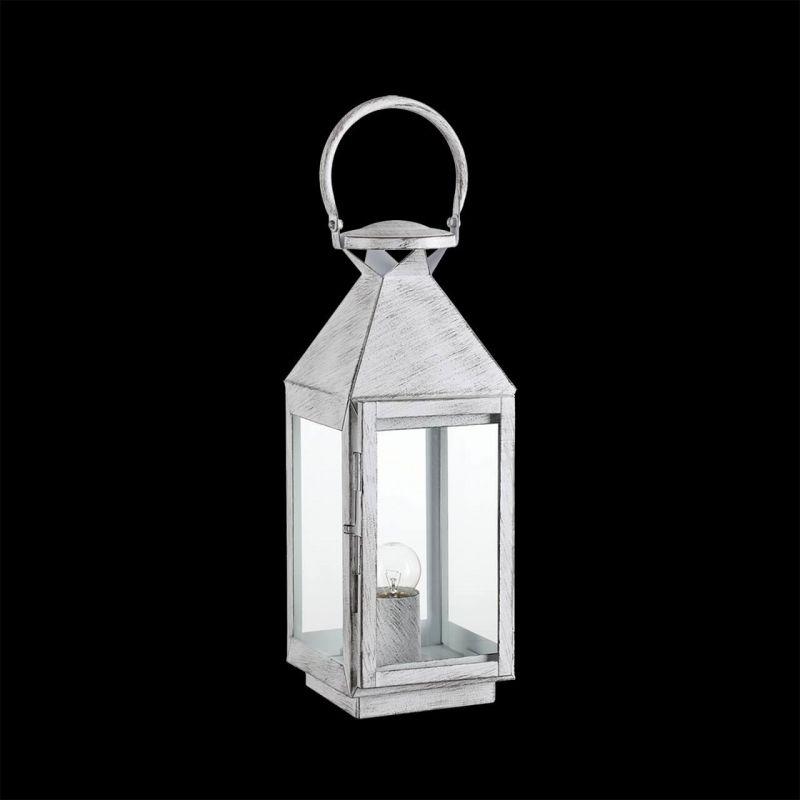 Настольная лампа Ideal Lux Mermaid TL1 Small Bianco Antico. Фото №3