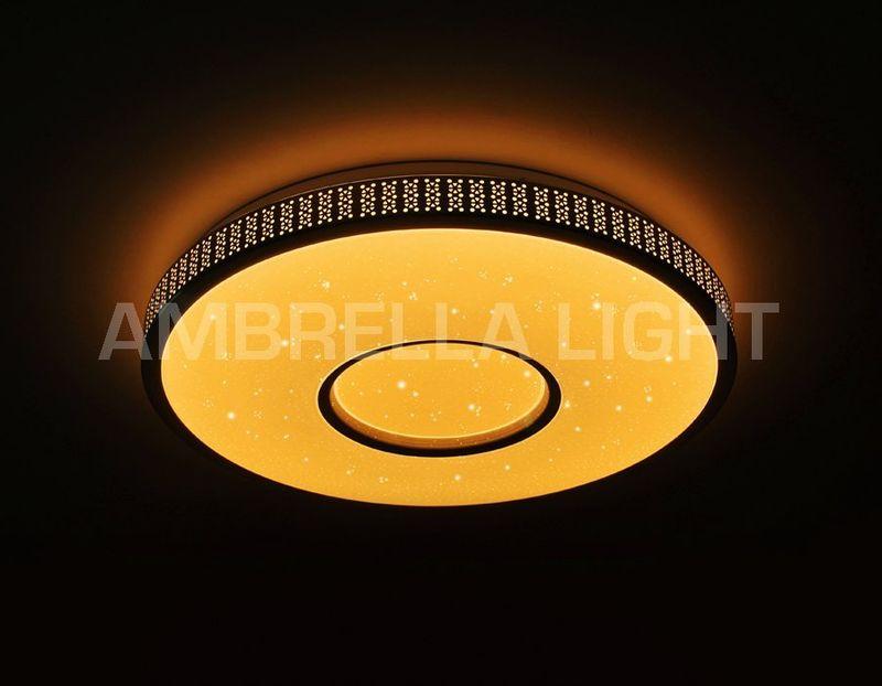 Светильник потолочный ORBITAL F81 80W D400