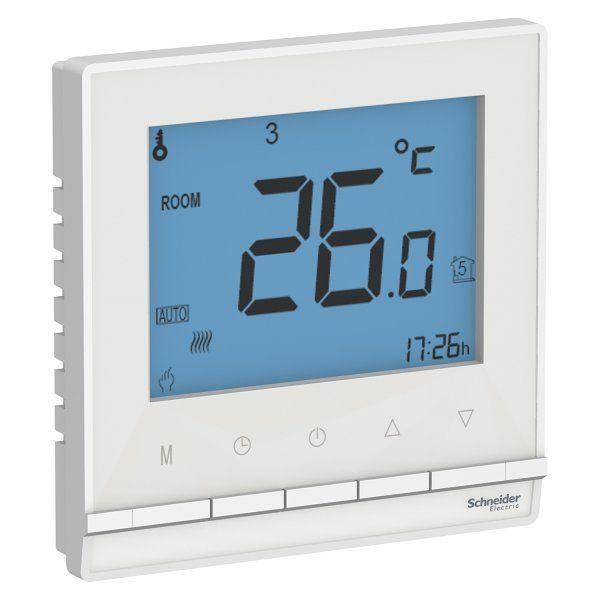 Термостат для теплого пола Schneider Electric AtlasDesign BD-1582407