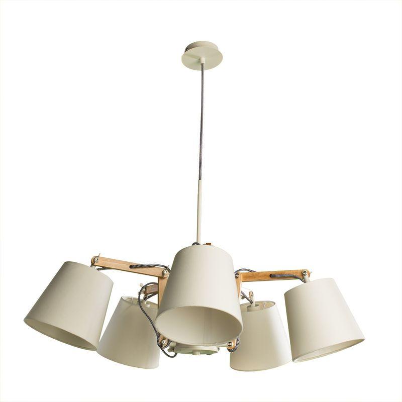 Люстра подвесная Arte Lamp Pinoccio A5700LM-5WH