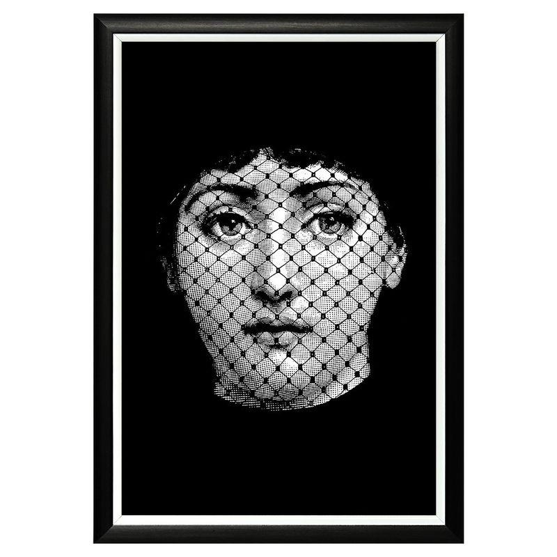 Арт-постер Mona Lina 4