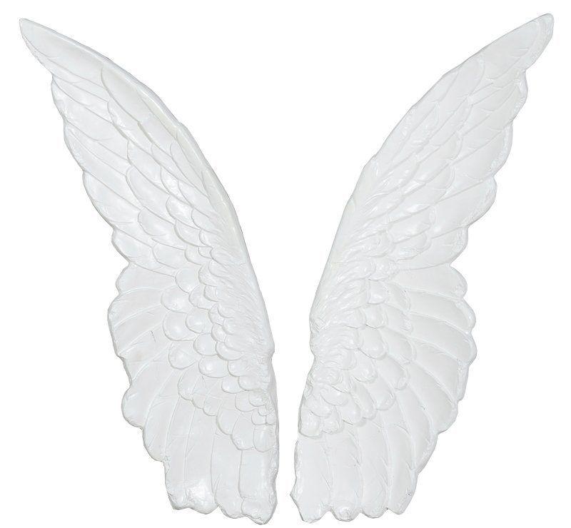 Панно Крылья белые 16775W